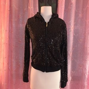 Black Sparkly Jacket